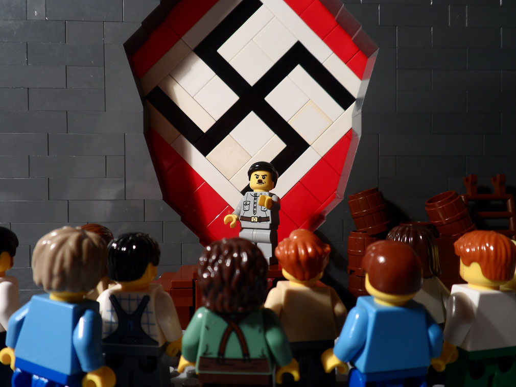 Holocaust History & LEGOs: Learning Achieved (from Memories/Motifs ...